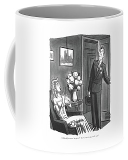 Whaddya Mean 'surprise'? We're Married Coffee Mug