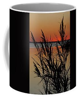 Whalehead Sunset Obx II Coffee Mug