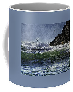 Whales Head Beach Southern Oregon Coast Coffee Mug