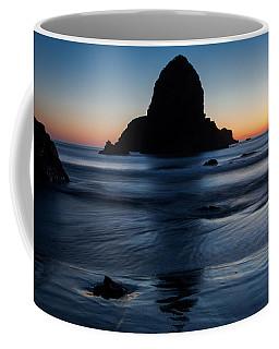 Whaleshead Beach Sunset Coffee Mug