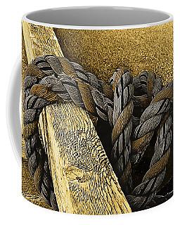 Wharf Knot Coffee Mug