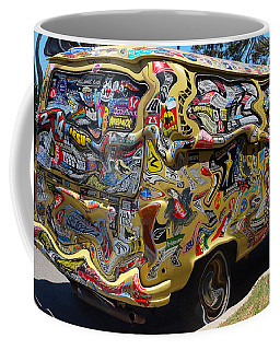 What A Long Strange Trip Coffee Mug by Joe Schofield