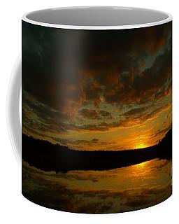 What A Sunset Coffee Mug