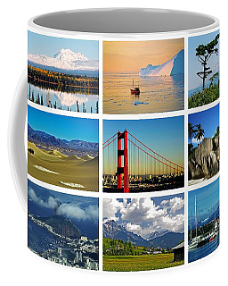 My Wonderful World ... Coffee Mug by Juergen Weiss