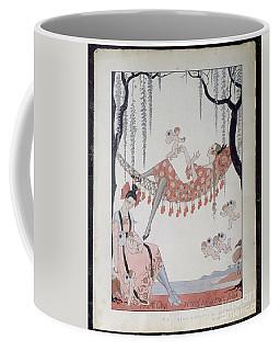 What Do Young Women Dream Of? Coffee Mug