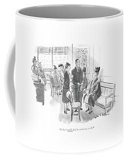 What I Really Had In Mind Was A 4-f Coffee Mug
