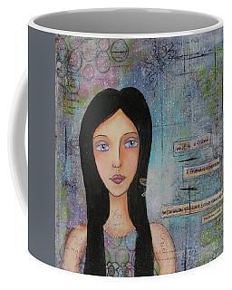What Is A Friend # 2 Coffee Mug