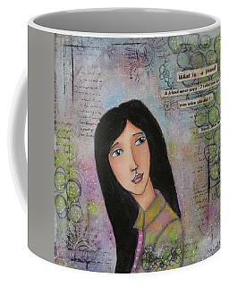 What Is A Friend ? Coffee Mug