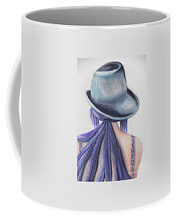 What Lies Ahead Series Coffee Mug by Chrisann Ellis
