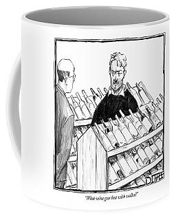 What Wine Goes Best With Vodka? Coffee Mug