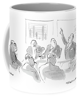 What's A Debenture? Coffee Mug