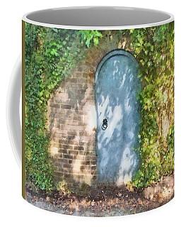 What's Behind The Gate? 2 Coffee Mug