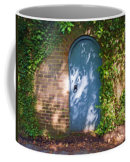 What's Behind The Gate? 3 Coffee Mug
