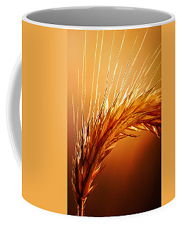 Wheat Close-up Coffee Mug