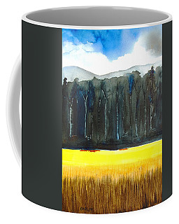 Wheat Field 2 Coffee Mug