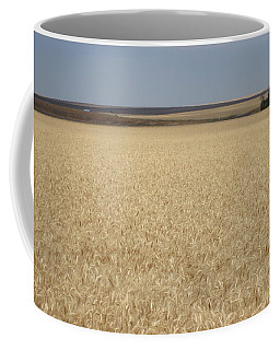 Wheat Fields Forever Coffee Mug