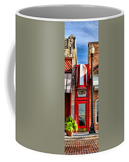 Wheaton Little Popcorn Shop Panorama Coffee Mug