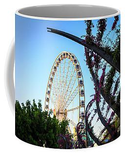 Wheel Of Brisbane Coffee Mug