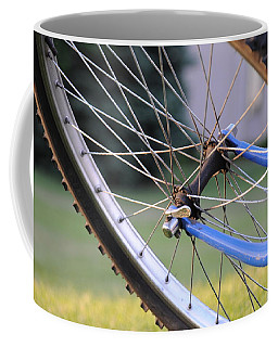 Wheeling Coffee Mug