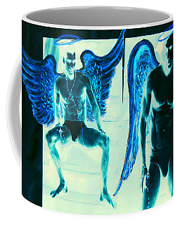 When Heaven And Earth Collide Series Coffee Mug