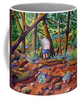 When Nature Calls Coffee Mug