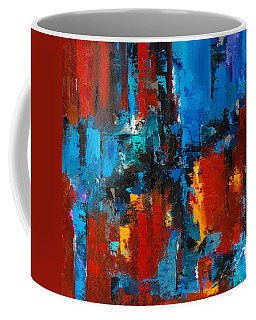 When Red And Blue Meet Coffee Mug