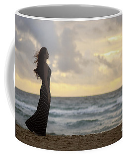 When The Fire Touched The Night Coffee Mug