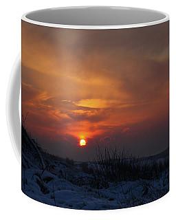 When The Sun Goes Down  Coffee Mug