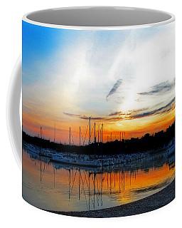 When The Sun Goes Down Coffee Mug by Susan  McMenamin