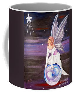 Coffee Mug featuring the painting When You Dream by Phyllis Kaltenbach
