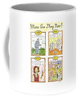 Where Are They Now? Coffee Mug