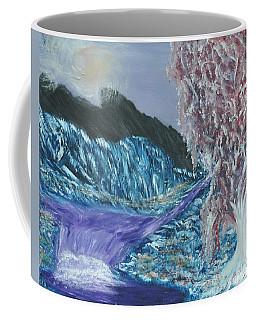 Where Are We Coffee Mug