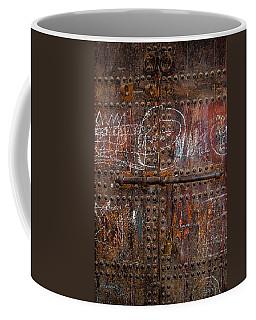 Marrakech Door Coffee Mug