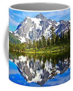 Coffee Mug featuring the photograph Where Is Up And Where Is Down by Eti Reid