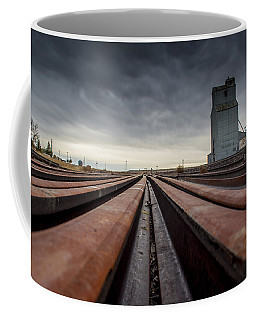Where It Goes-2 Coffee Mug by Fran Riley