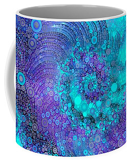 Where Mermaids Play Coffee Mug