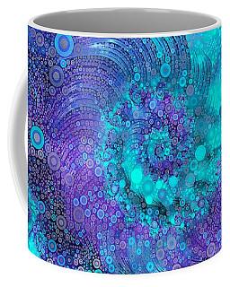 Where Mermaids Play Coffee Mug