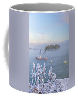 Where Morning Glories Grow Coffee Mug