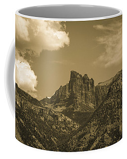 Where The Eagles Live Coffee Mug