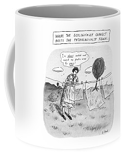 Where The Ecologically Correct Meets Coffee Mug