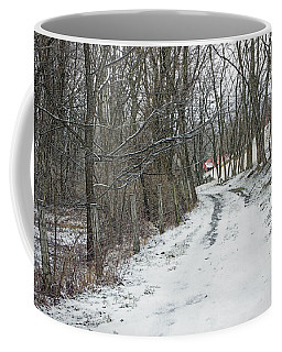 Where The Road May Take You Coffee Mug by Photographic Arts And Design Studio
