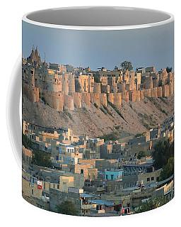 Where The Streets Have No Name Coffee Mug