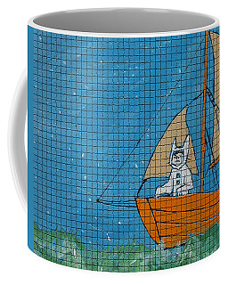 Where The Wild Things Roam Coffee Mug by Robert Margetts