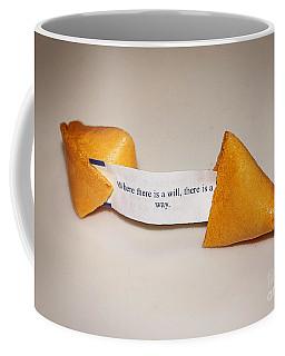 Where There Is A Way Coffee Mug