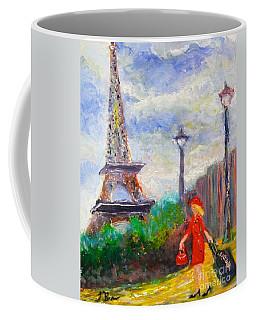 Where To .... Paris  Coffee Mug