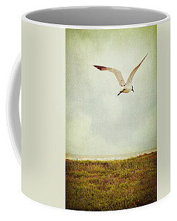Where To Go? Coffee Mug by Trish Mistric