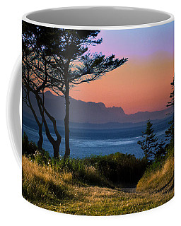 Whidbey Island Sundown Coffee Mug