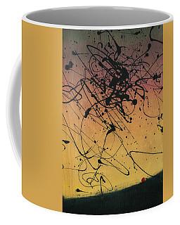 While Sisyphus Slept Coffee Mug