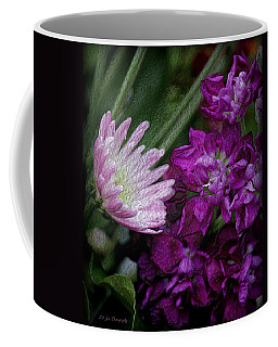 Whimsical Passion Coffee Mug by Jeanette C Landstrom