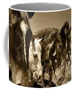 Whimsical Stallions Coffee Mug